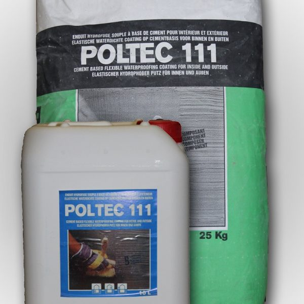 POLTEC 111 elastische keldercoating