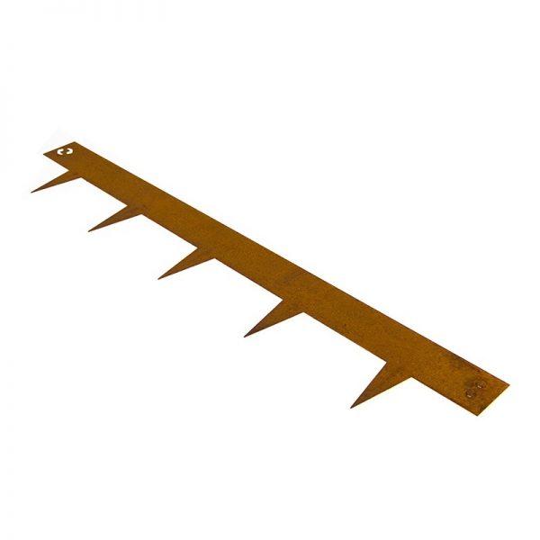 Multi-Edge Corten staal
