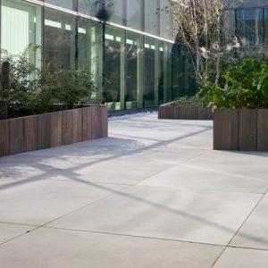 Prefab betontegels
